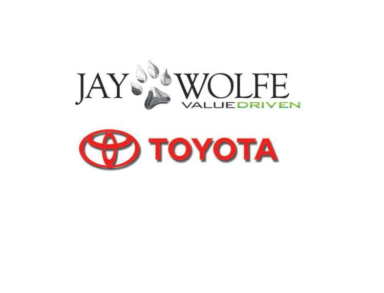 This image has an empty alt attribute; its file name is jay-wolfe-toyota-logo-2012.jpg